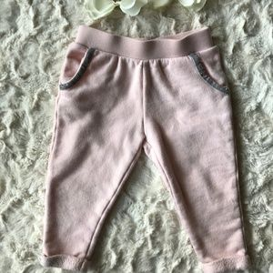 Baby Girl - Oshkosh  B'gosh - Fleece Pants